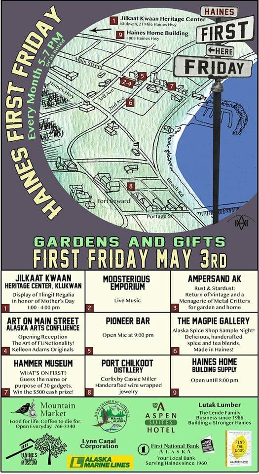 May First Friday