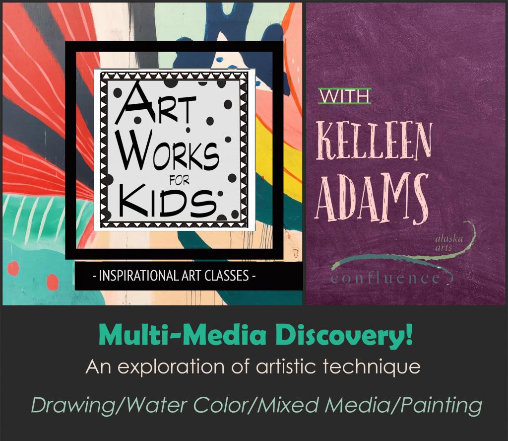 Art Works for Kids workshop